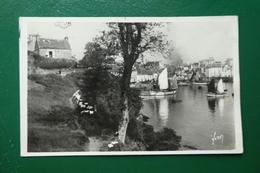 Douarnenez Finistère Le Port Et Le Côteau De Plomarc'h - Douarnenez