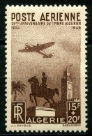 Algerie (1949) PA N 13 * (charniere) - Ongebruikt