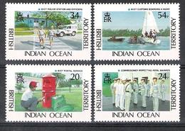 British Indian Ocean Territory 1991 Administration MNH CV £11.00 - British Indian Ocean Territory (BIOT)