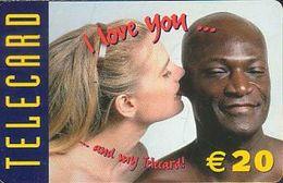 Austria Calling Card, Couple - 20€ - Oesterreich
