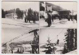 METABIEF -  Telesiege Du Mont D'Or  / Stainacre  Pontarlier / Canton Frasne / Environs Jougne Longevilles Mont D'Or - France