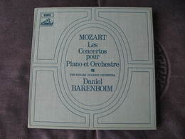 "Coffret Collector ""CONCERTOS Pour Piano Et Orchestre De MOZART"" - Collector's Editions"