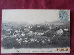 CPA - Chaulgnes - Vue Générale - Autres Communes