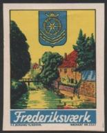 Denmark, Poster Stamp, Maerkat Nr. 2323, Mounted! - Emissioni Locali