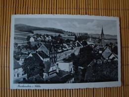 Reichenstein I. Schlesien, Von Oben Aus, Ungelaufen - Schlesien