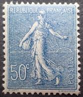 R1934/38 - 1921 - TYPE SEMEUSE LIGNEE - N°161 NEUF** - France