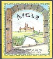 Etiquette De Vin Du Canton De Vaud  * Aigle * - Etiquettes