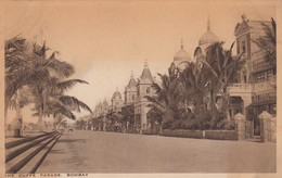 BOMBAY , India ; 00-10s ; The Cuffe Parade - India