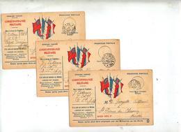 Carte Franchise Militaire Cachet Tresor Et Postes - Marcophilie (Lettres)