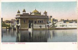 AMRITSAR , India ; 00-10s ; Golden Temple - India
