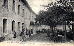 PRAT Et BONREPAUX - PENSIONNAT SAINTE MARIE - - France