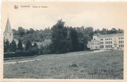 CPA - Belgique - Loverval - Eglise Et Château - België