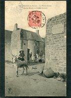CPA - Environs De Paralé - Les Portes Cartier (Ancien Manoir De Jacques Cartier), Animé - Parame