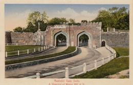DELHI , India ; 00-10s ; Kashmiri Gate - India