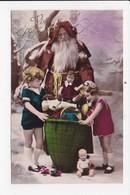 CPA Vive St NICOLAS Enfants Jouets - Santa Claus