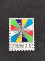 LIECHTENSTEIN. MNH. D0610D - Invierno 1984: Sarajevo