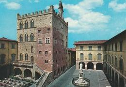 PRATO - Piazza Del Comune E Palazzo Pretorio - Prato