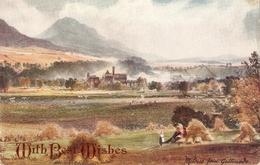 """John Blair. Melrose"" Tuck OiletteScotts Country Series PC# 7092 - Quinton, AR"