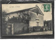 17-COZES-Une Vue Animée Du Temple- - France