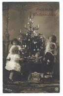Fröliche Weihnachten - Joyeux Noël - Sapin Et Jouets - Noël