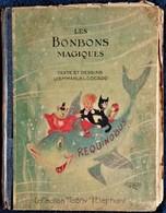 """Emmanuel Cocard - LES BONBONS MAGIQUES - Collection """" TOBBY """" L' ÉLÉPHANT - - Bücher, Zeitschriften, Comics"""