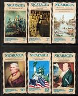 NICARAGUA  Scott # 978-88,C 876-9** VF MINT NH (Stamp Scan # 481) - Nicaragua