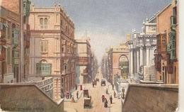"""""""Malta. Strada Realer"""" Tuck Oilette Wide-wide-world Series PC # 7091 - Quinton, AR"""