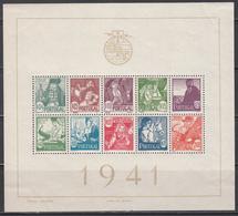 1941   Yvert Nº HB 4  /*/ - Blocks & Sheetlets