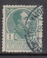 Guinea Sueltos 1919 Edifil 138 O - Guinea Española