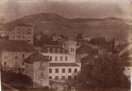 Photo Années 1900 AIX-LES-BAINS - Une Vue, Hôtel Germain (A207) - Aix Les Bains