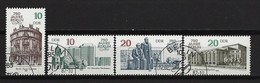 DDR - Mi-Nr. 3075 - 3078 - 750 Jahre Berlin Gestempelt - DDR