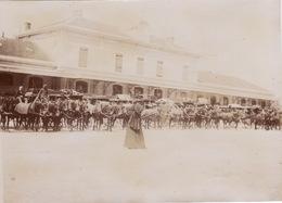 Photo Années 1900 AIX-LES-BAINS - La Gare (A207) - Aix Les Bains
