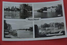 Thuringen Plaue Havel 1958 - Germany