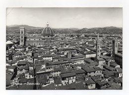Firenze - Panorama - Viaggiata Nel 1956 - (FDC14973) - Firenze