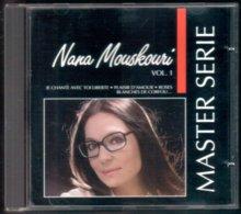 Album CD :  NANA MOUSKOURI - Master Série Vol. 1 - Autres - Musique Française
