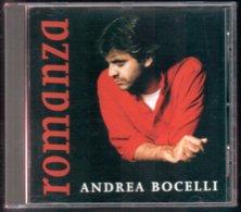 Album CD :  ANDREA BOCELLI - Romanza - Musique & Instruments