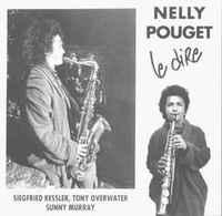 Nelly Pouget – Le Dire - Jazz