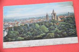 Thuringen Arnstadt 1906 - Germany
