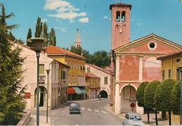 TREVISO-ODERZO-VIA GARIBALDI-RENAULT 4 - Treviso