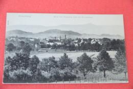 Thuringen Hirschberg Blick Vom Hausberg Der Schneekoppe NV - Germania