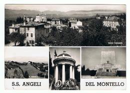 S.S. ANGELI  DEL  MONTELLO:  VISIONI  -  FOTO  SIMONE  -  FG - Treviso