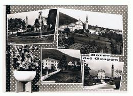 BORSO  DEL  GRAPPA:  VISIONI  -  FOTO  -  FG - Treviso