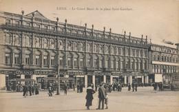 CPA - Belgique - Liège - Le Grand Bazar De La Place Saint-Lambert - Liege