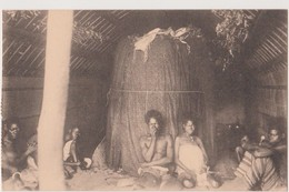 CONGO BELGE  -  LA  VEILLEE DU MORT CHEZ LES BATEKE  - NELS - - Belgisch-Congo - Varia