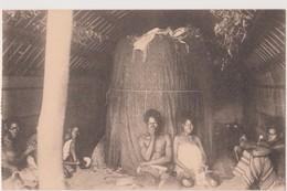 CONGO BELGE  -  LA  VEILLEE DU MORT CHEZ LES BATEKE  - NELS - - Congo Belga - Altri