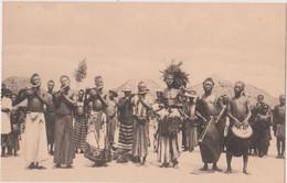 CONGO BELGE  - ORCHESTRE INDIGENE à LUSAMBO  - NELS - - Congo Belga - Otros
