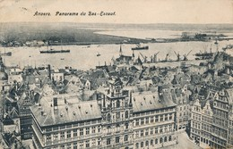 CPA - Belgique - Antwerpen - Anvers - Panorama Du Bas-Escaut - Antwerpen
