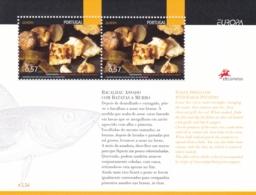 Portugal, 2005, 2912 Block 209, Europa: Gastronomie. MNH ** - Blocs-feuillets