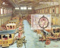 Portugal, 2005, 2921 Block 211, Kutschenmuseum, MNH ** - Blocs-feuillets