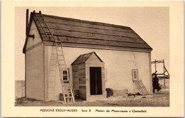 GROENLAND -- Missions Esquimaudes - Maison Des Missionnaires à Chesterfield - Greenland